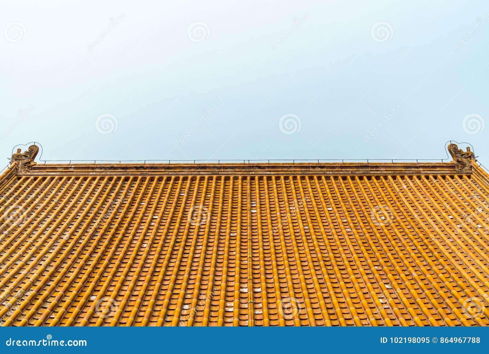 El tejado del palacio