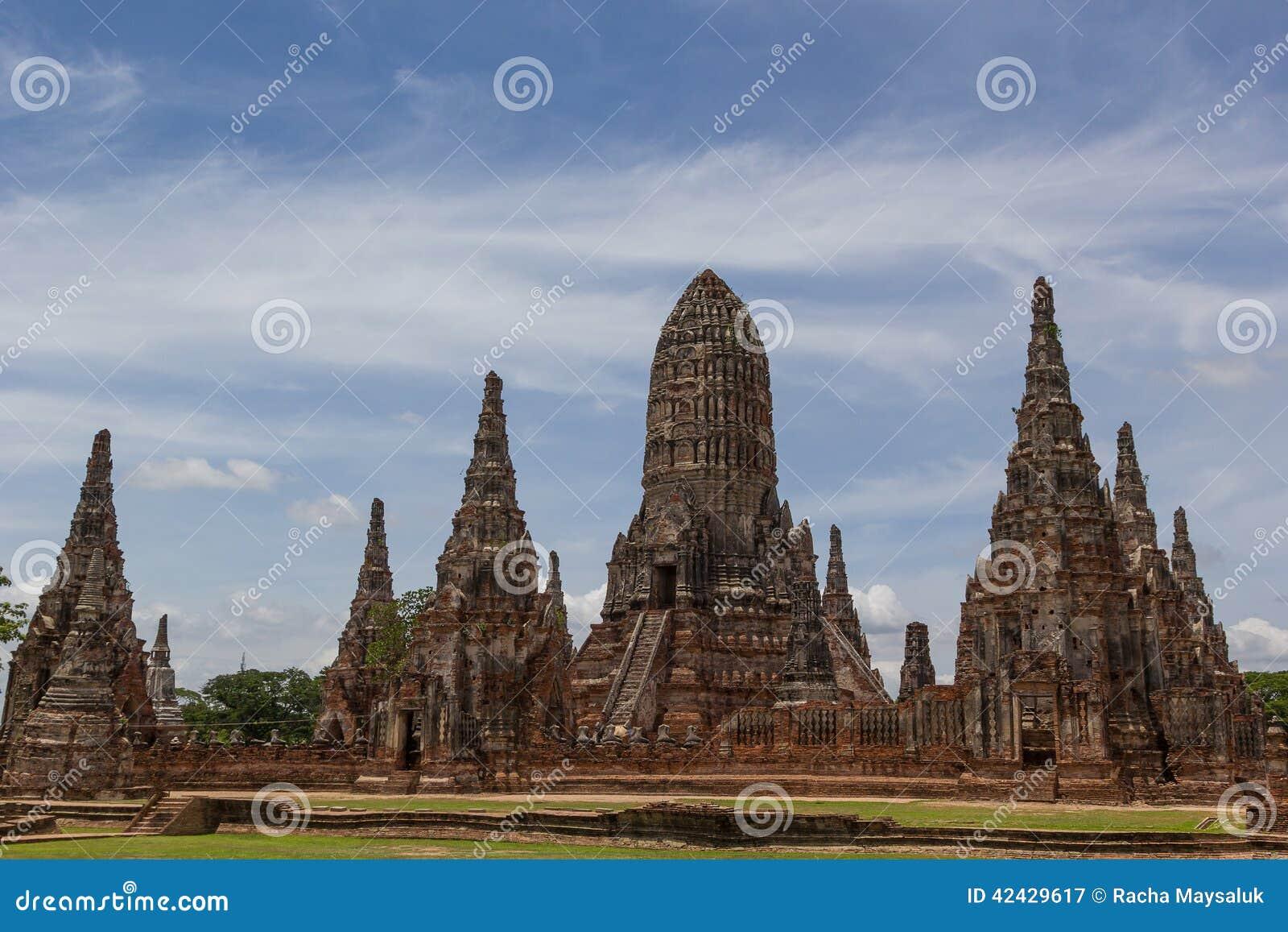 El templo antiguo