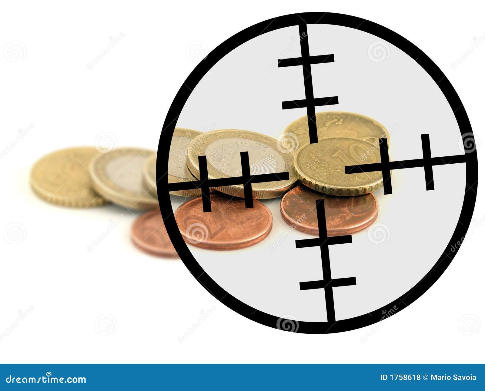 El tomar tiene como objetivo euro