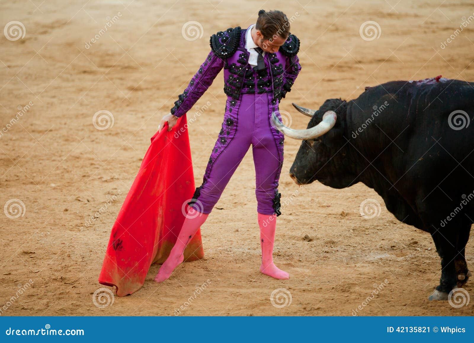 El torero descalzo