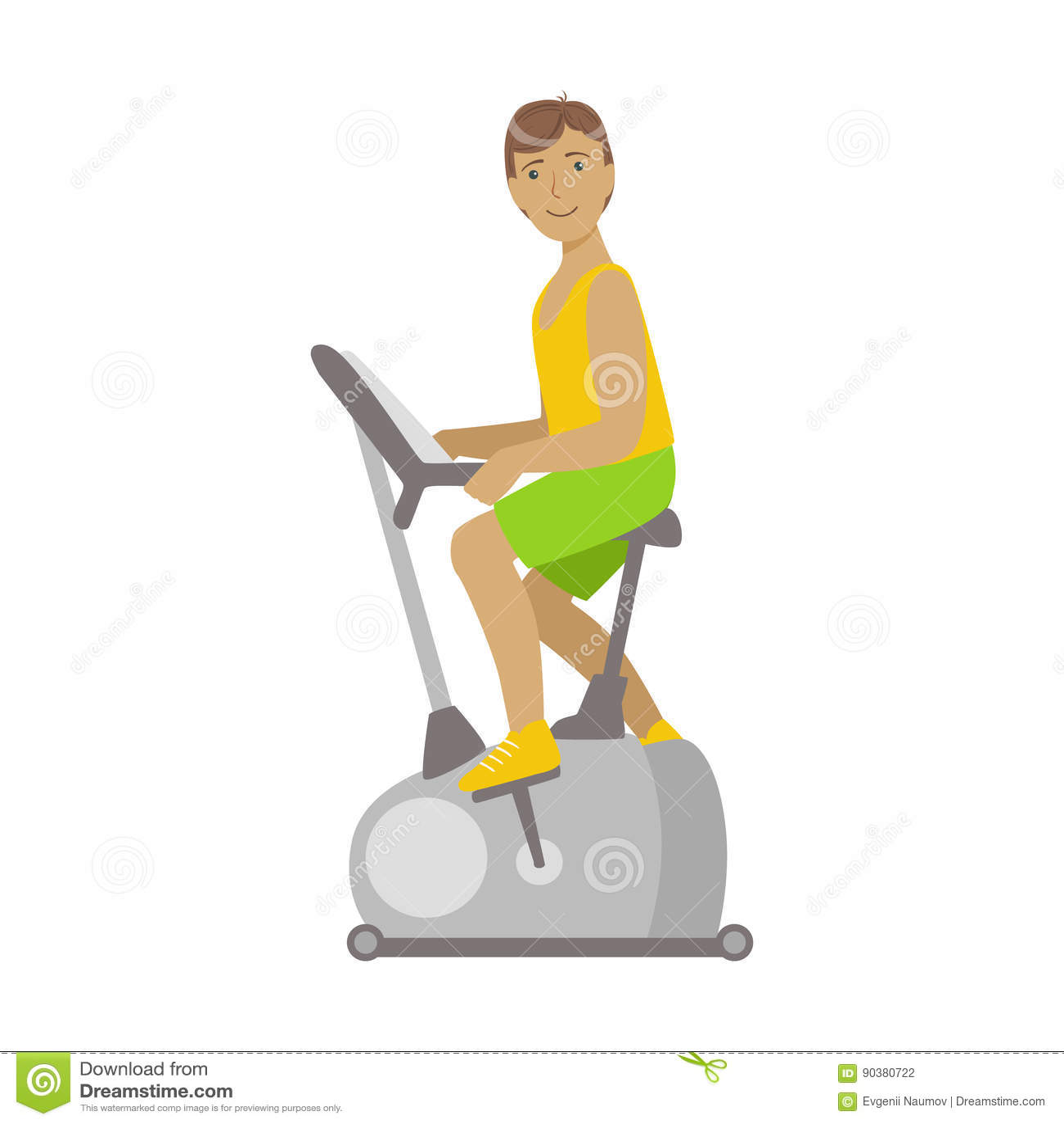 El var n moreno joven se est resolviendo en un gimnasio for El gimnasio es un deporte