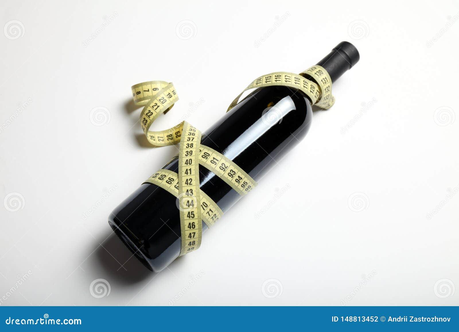 El vino tinto es rico en los antioxidantes para la pérdida de peso