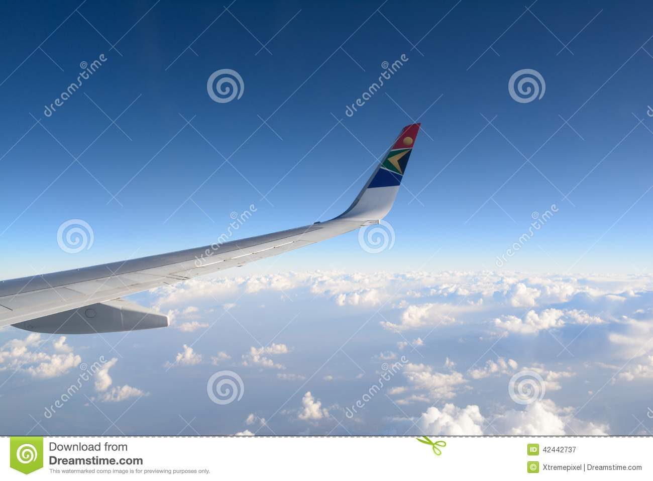 El volar con South African Airways
