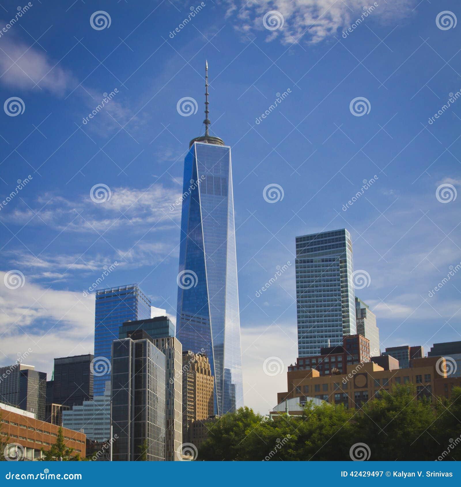 El World Trade Center de Nueva York una