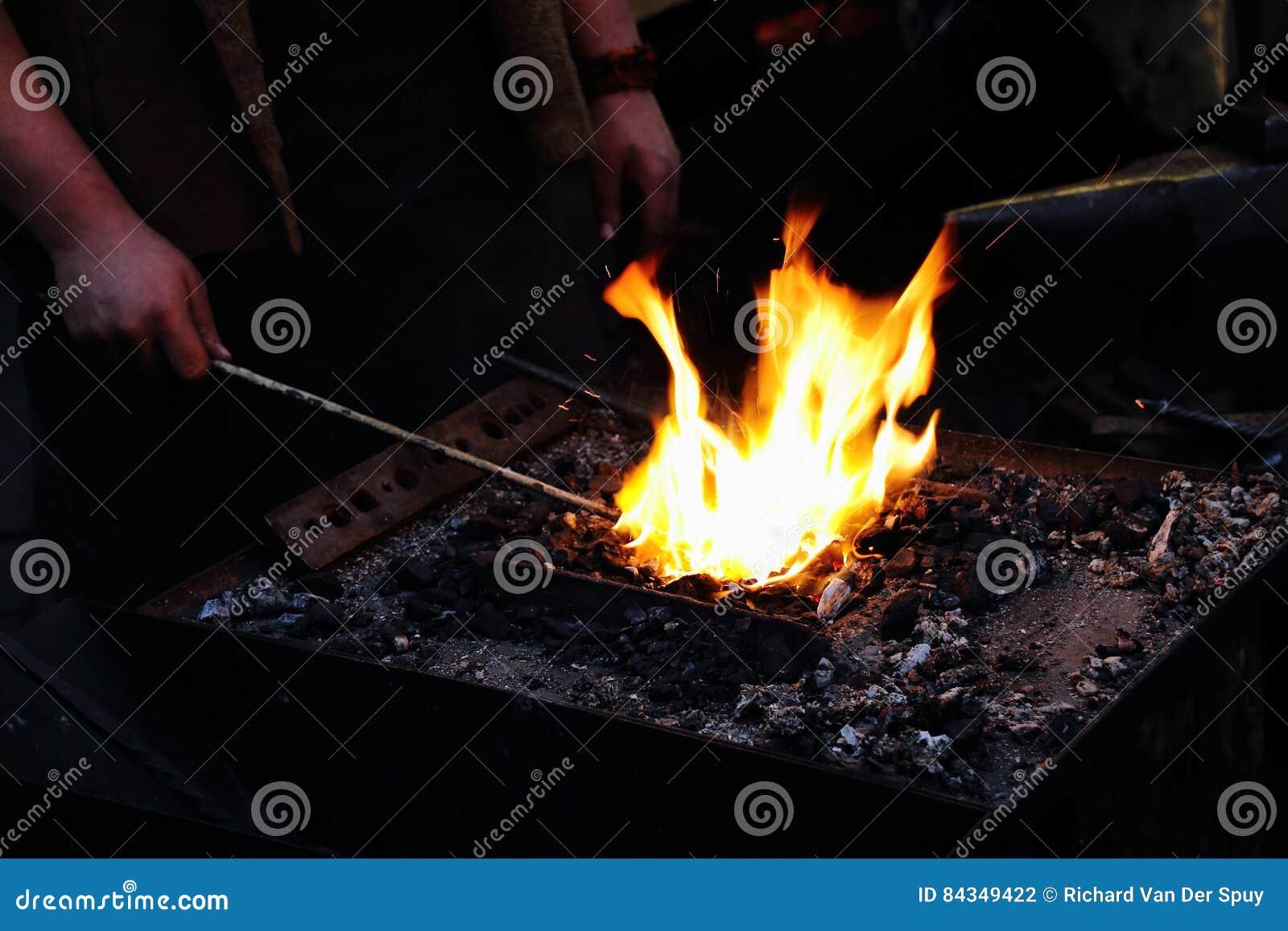 Żelaza w ogieniu