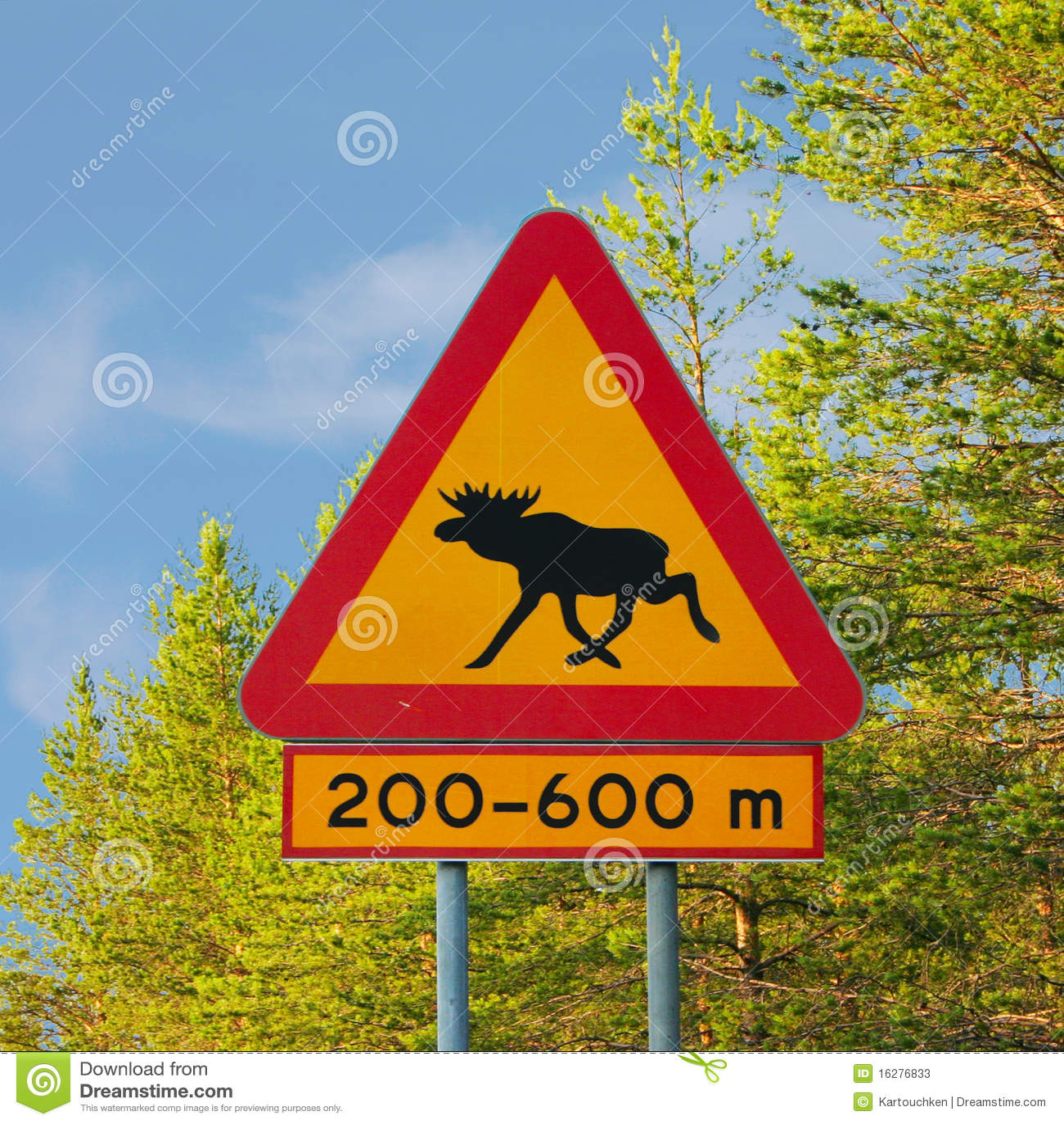 verkehrszeichen in finnland  verkehrszeichen der