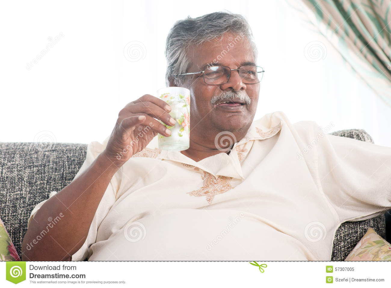 elderly healthcare stock photo