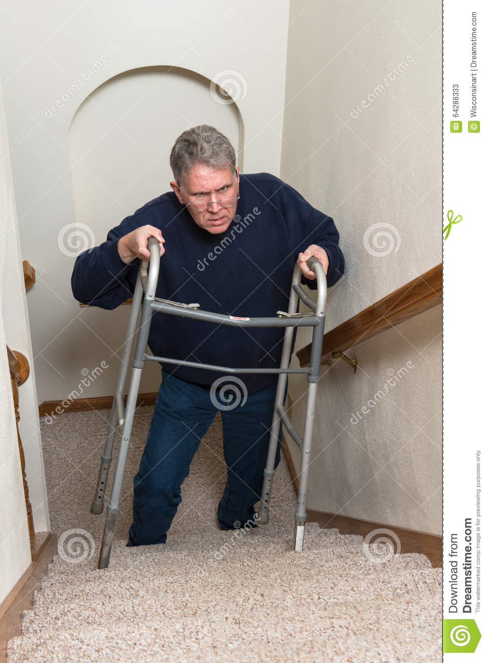 stair aids for elderly