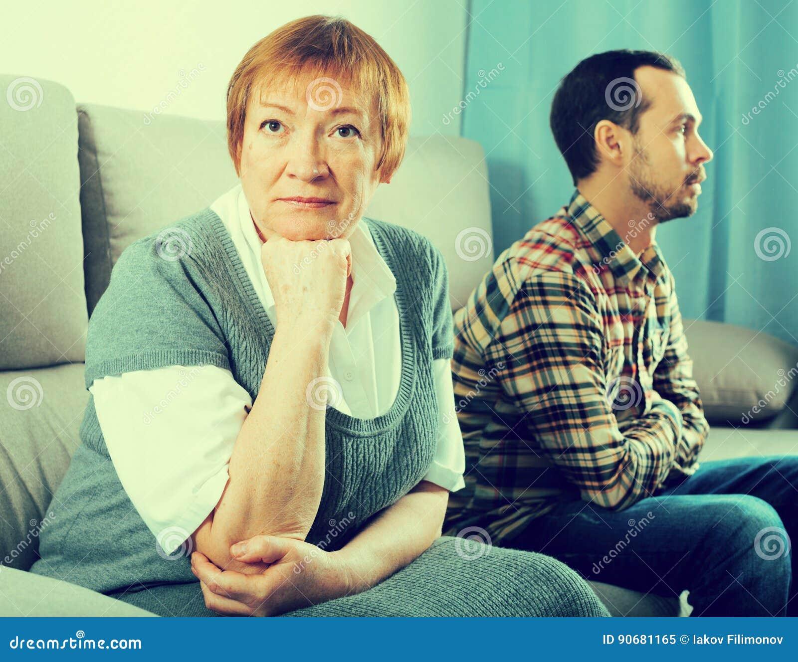 Wife watching husband getting gang banged