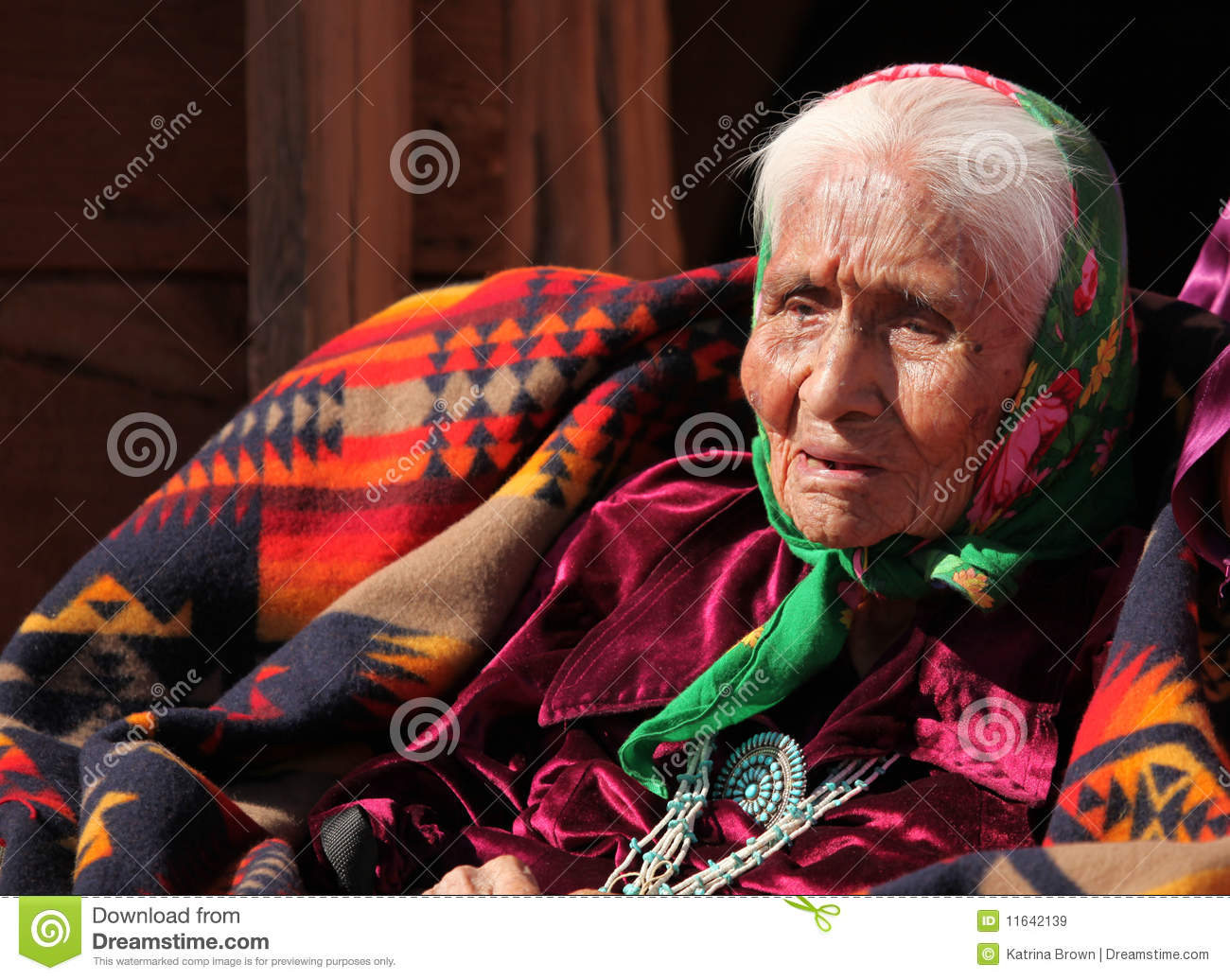 elderly native american woman royalty free stock images image