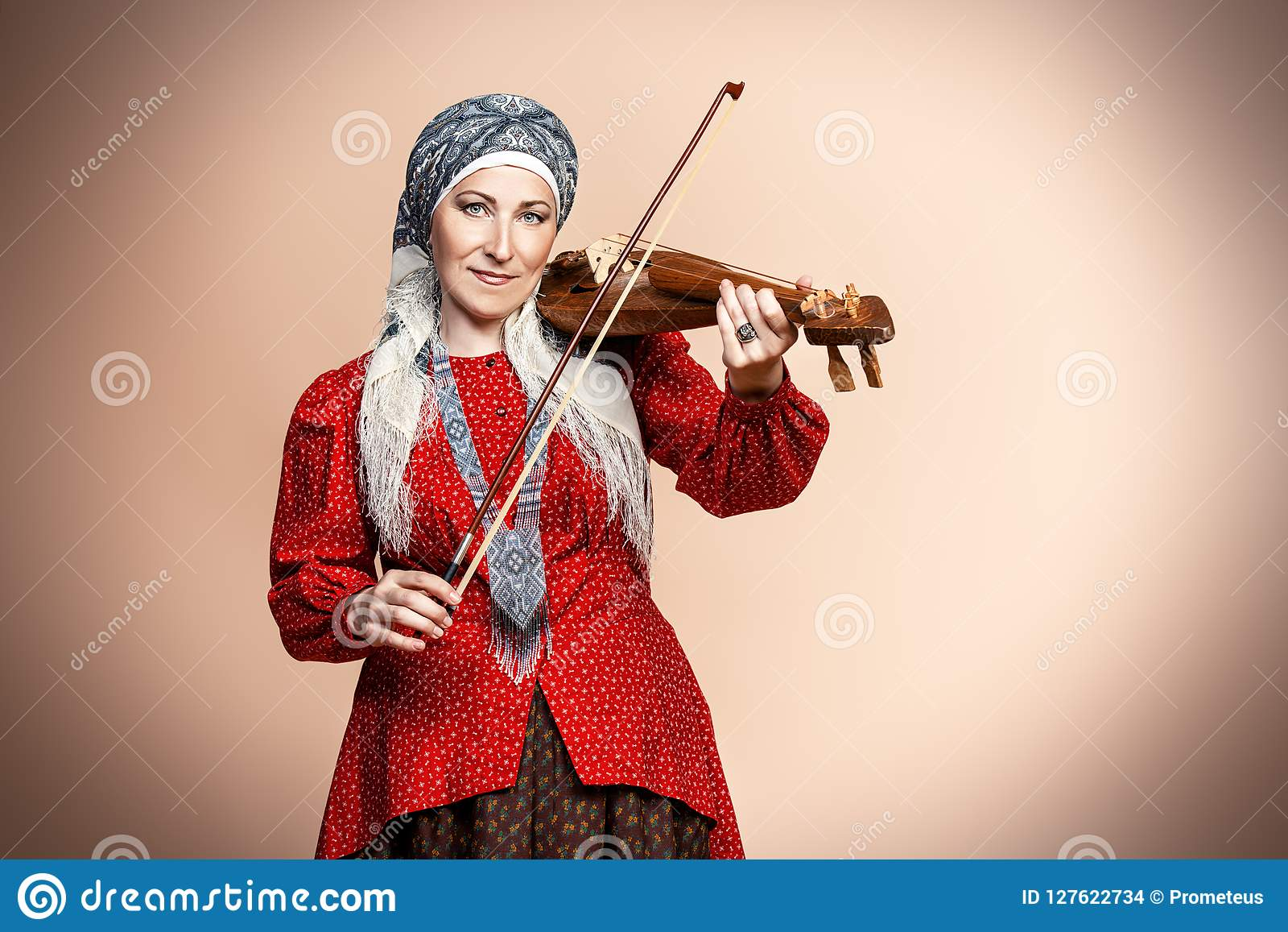 Power of old violin