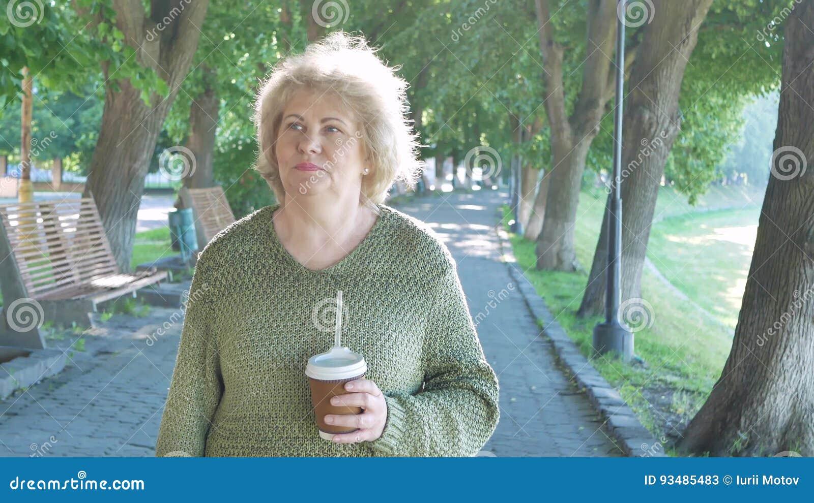 park lane woman