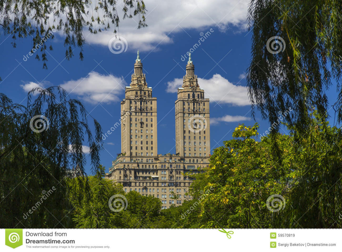 nyc luxury apartments. The Eldorado Luxury Apartment Building Seen From Central Park In NYC Luxury Apartment Building Seen From In