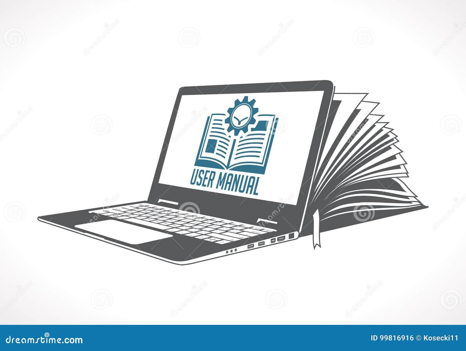 Elearning logo - ebook, nauczania online i wiedzy baza,