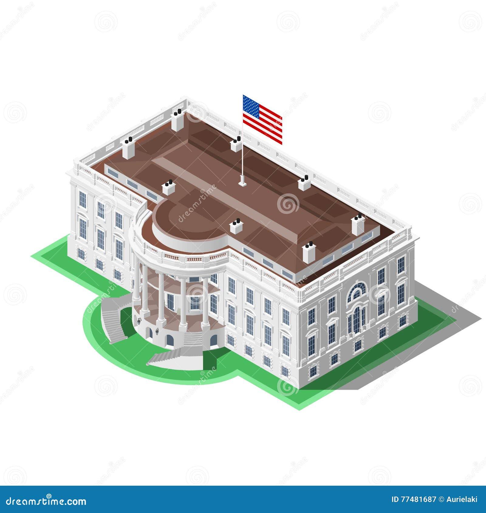 Elecci n infographic nosotros edificio isom trico del - Planos de la casa blanca ...