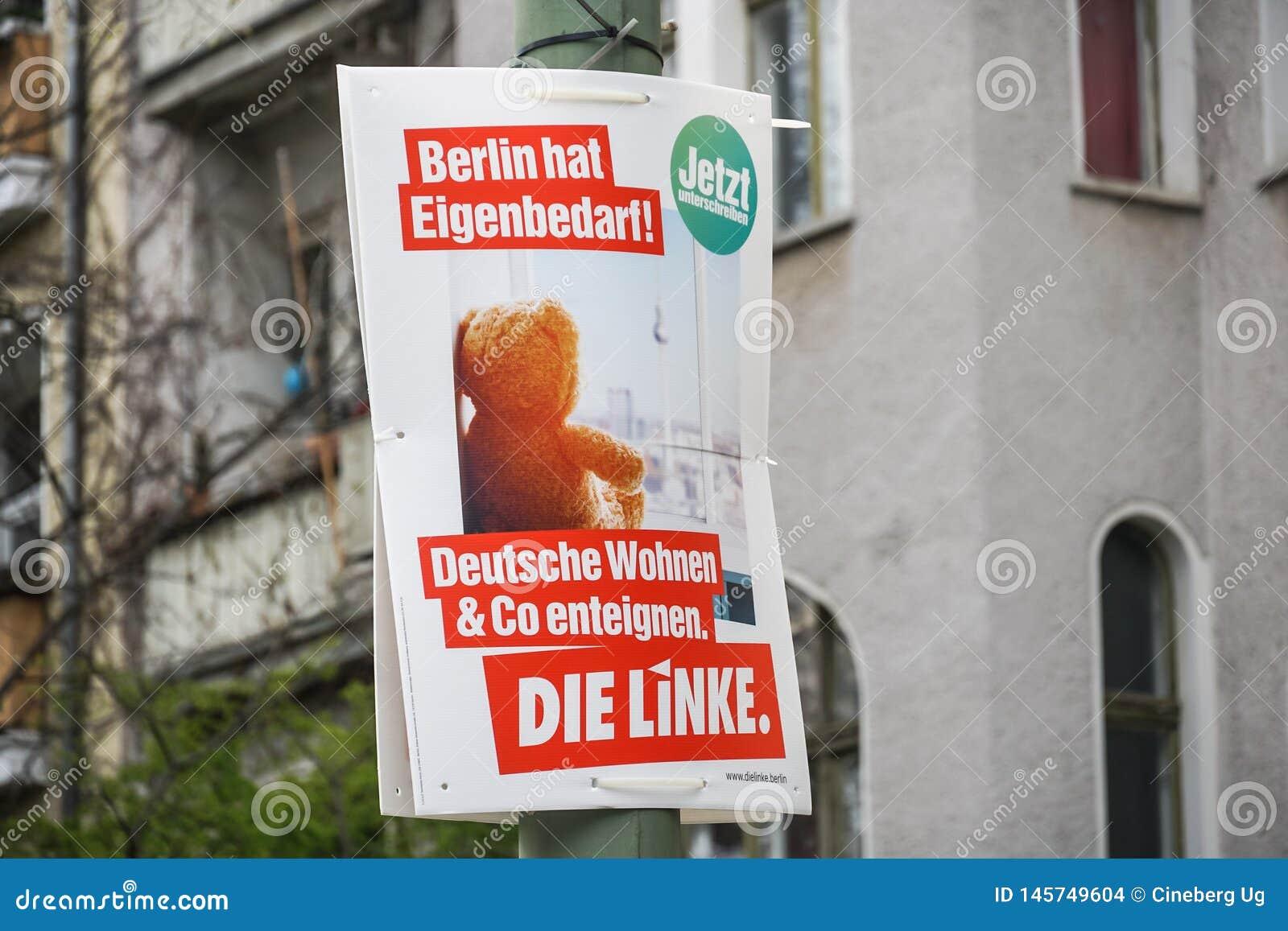 Linke Poster