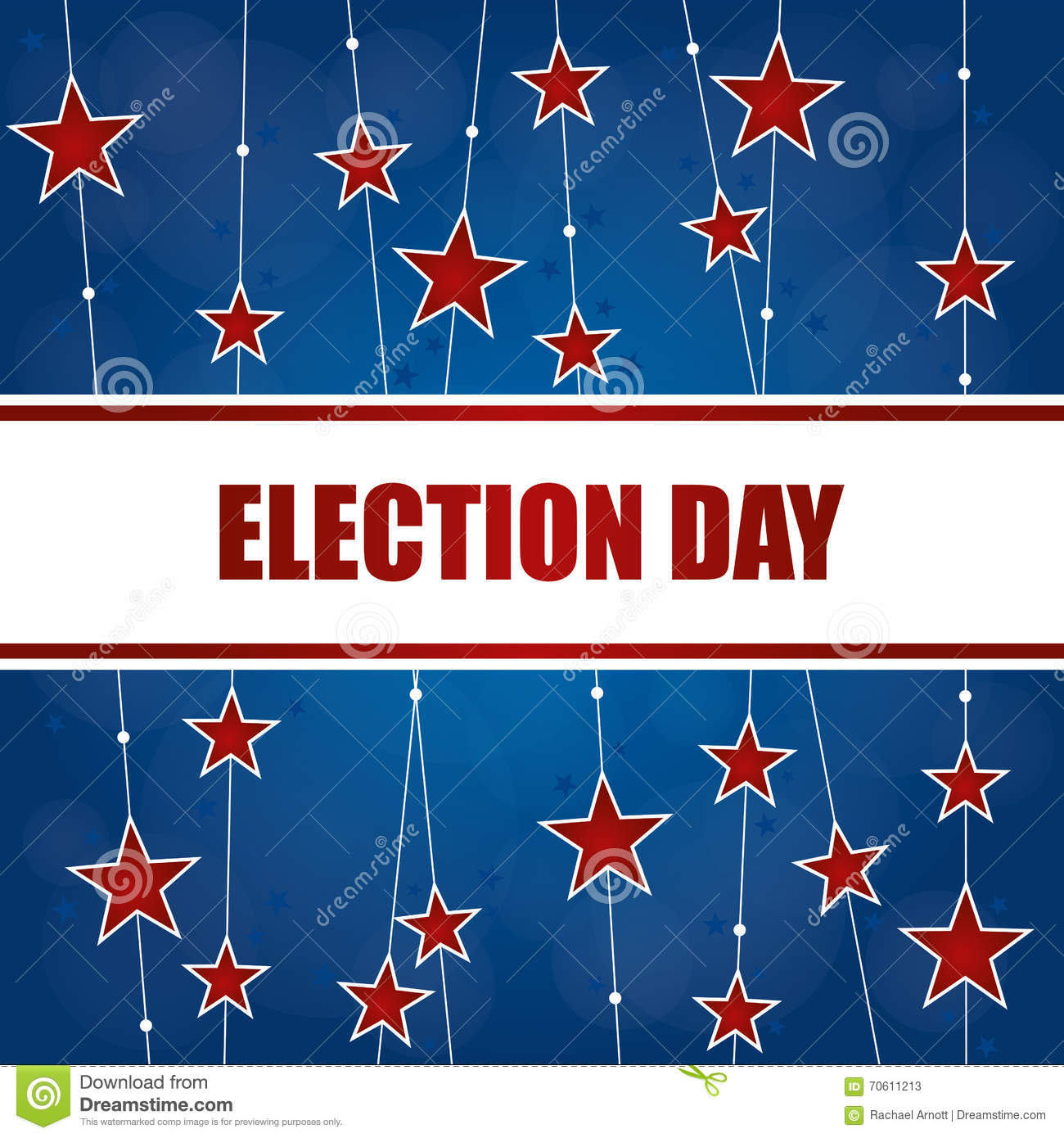 What date is election day in Melbourne