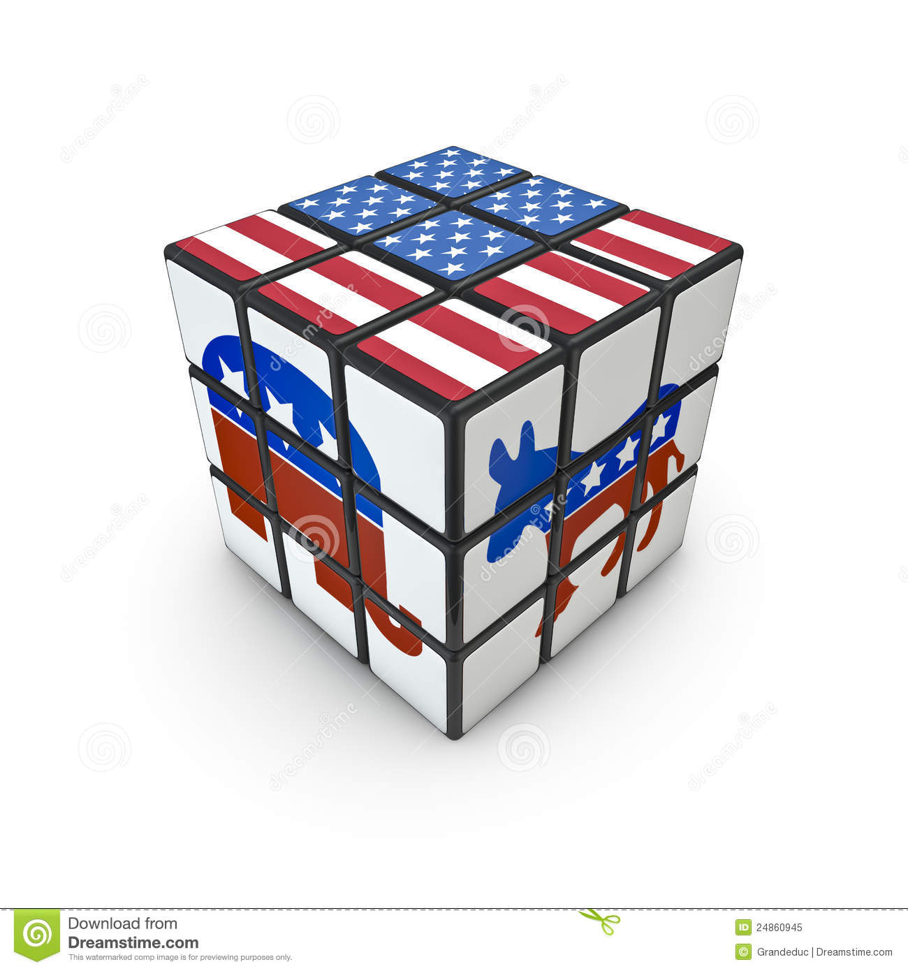 Election Day Clipart Election day puzzle