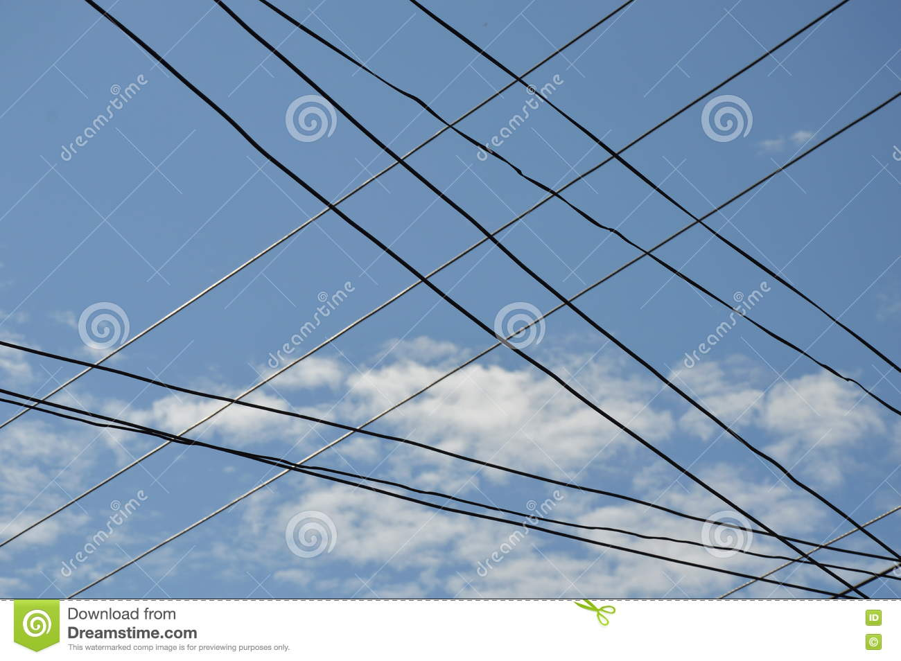 Electrical Wire Intersection - WIRE Center •