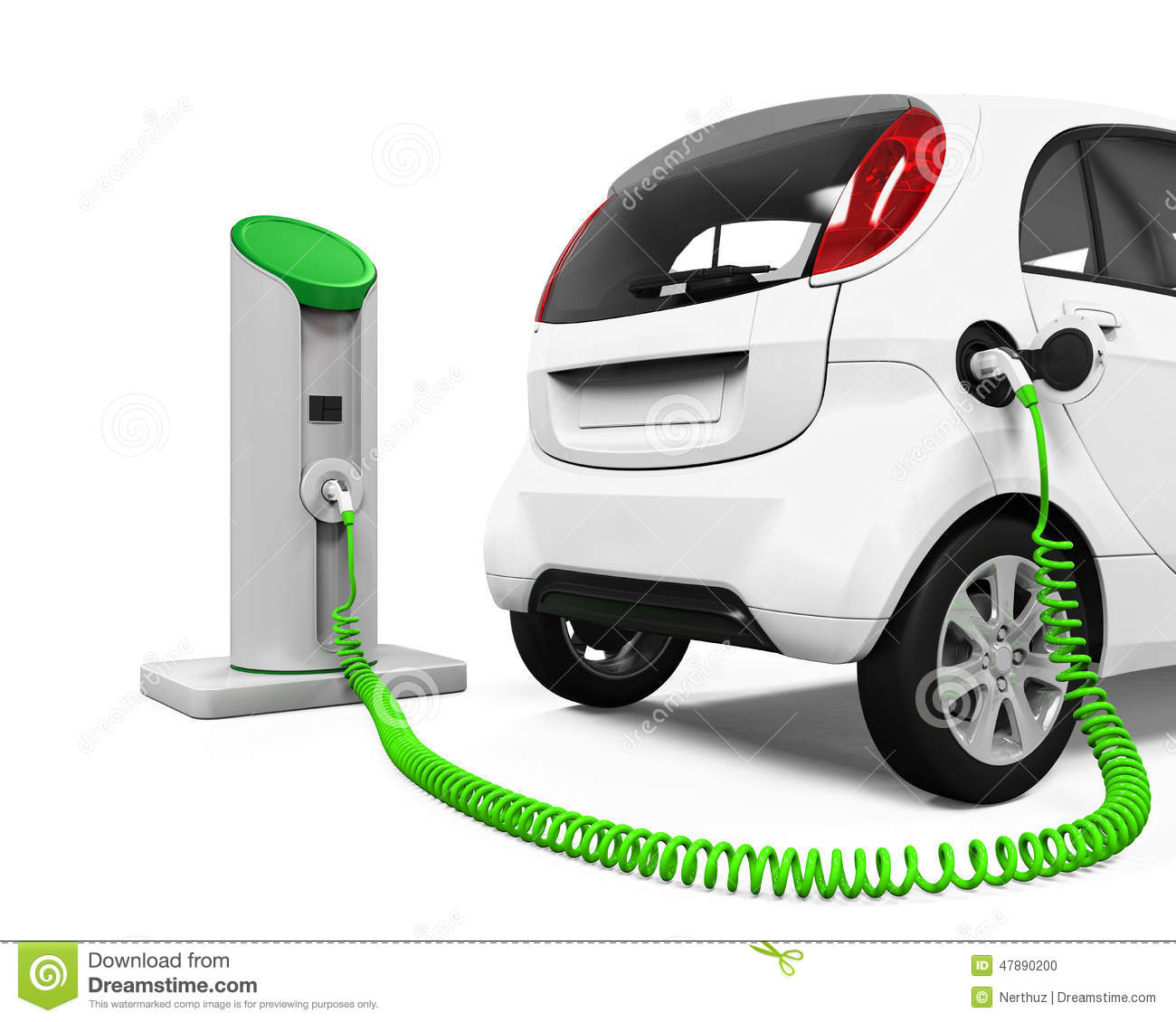 Electric Car Power Supply
