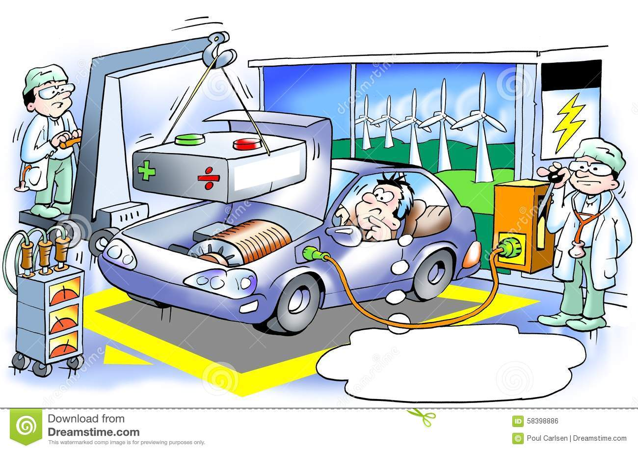How Heavy Is An Electric Car Battery