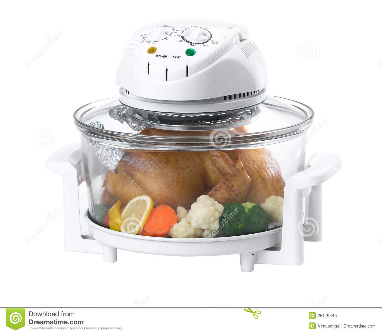 Electric Convection Oven Stock Images Image 25179344