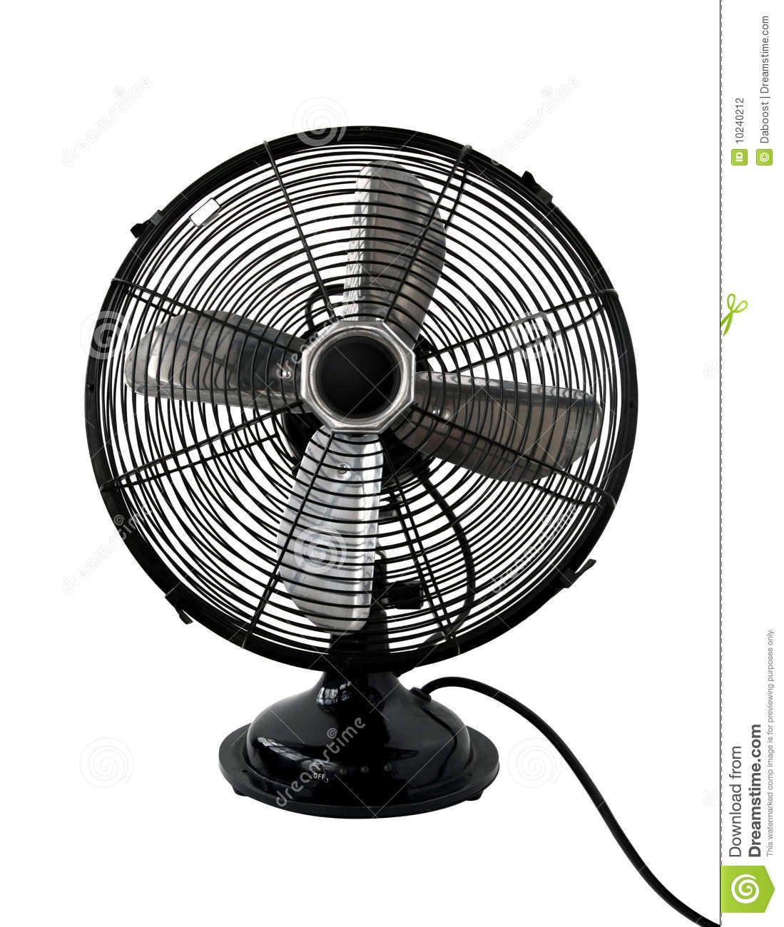 electric fan stock photo  image of propeller  electric