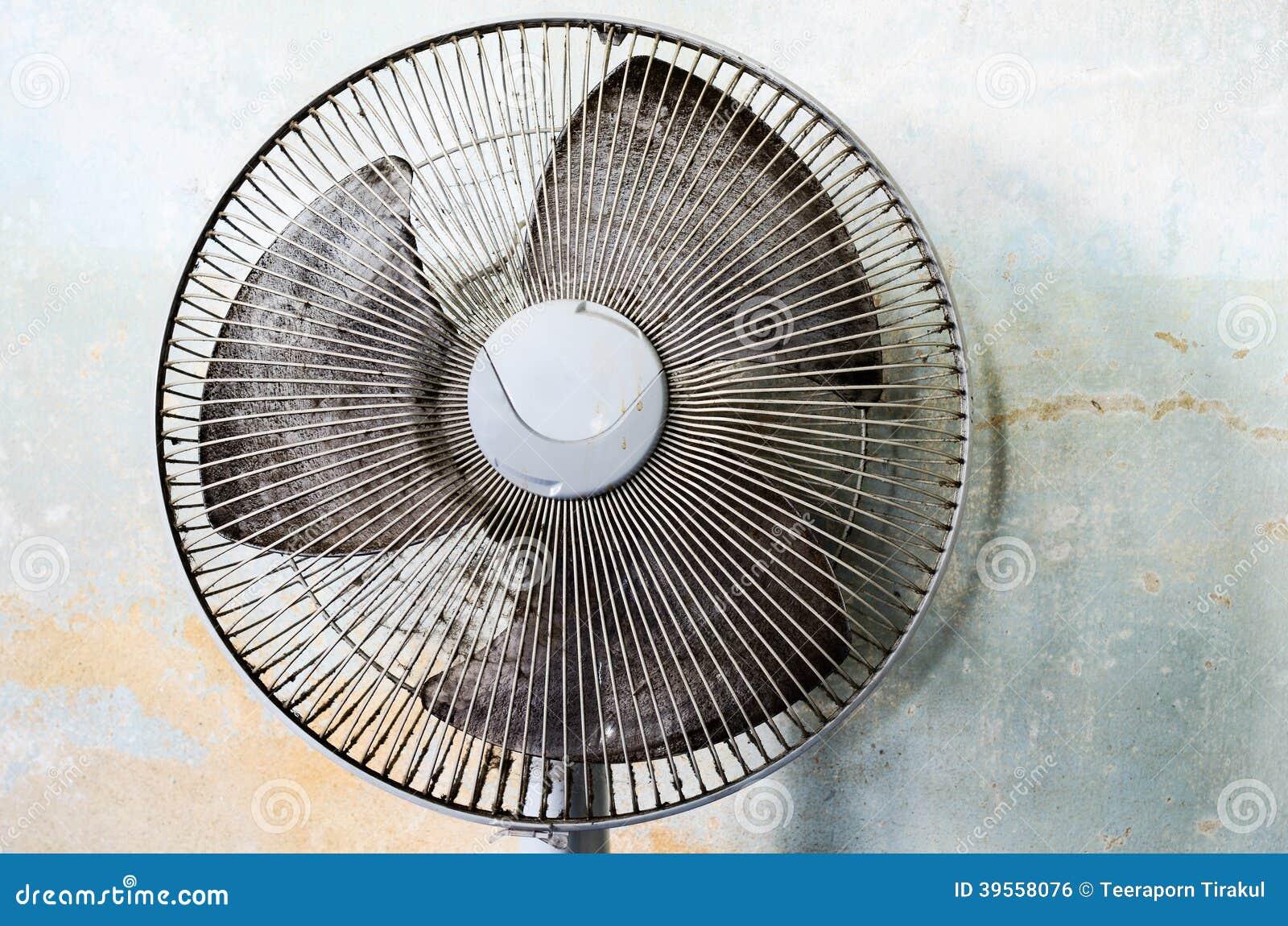 Electric Fan Stock Photo Image 39558076