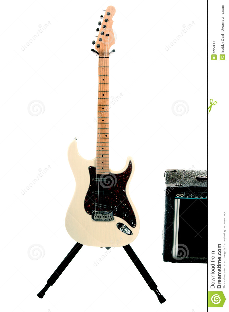 electric guitar amp royalty free stock images image 395099. Black Bedroom Furniture Sets. Home Design Ideas