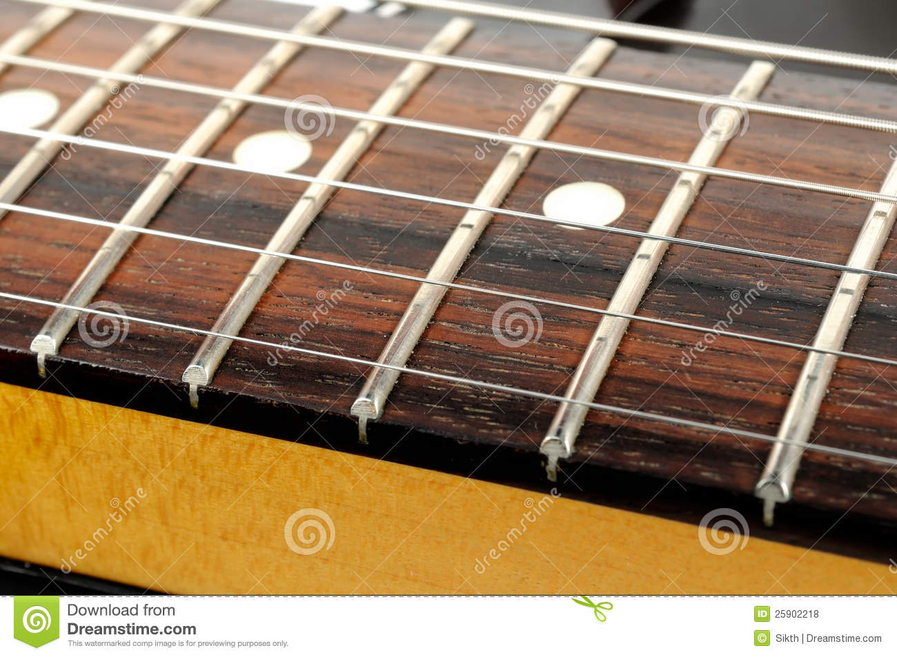 electric guitar strings close up stock photo image 25902218. Black Bedroom Furniture Sets. Home Design Ideas