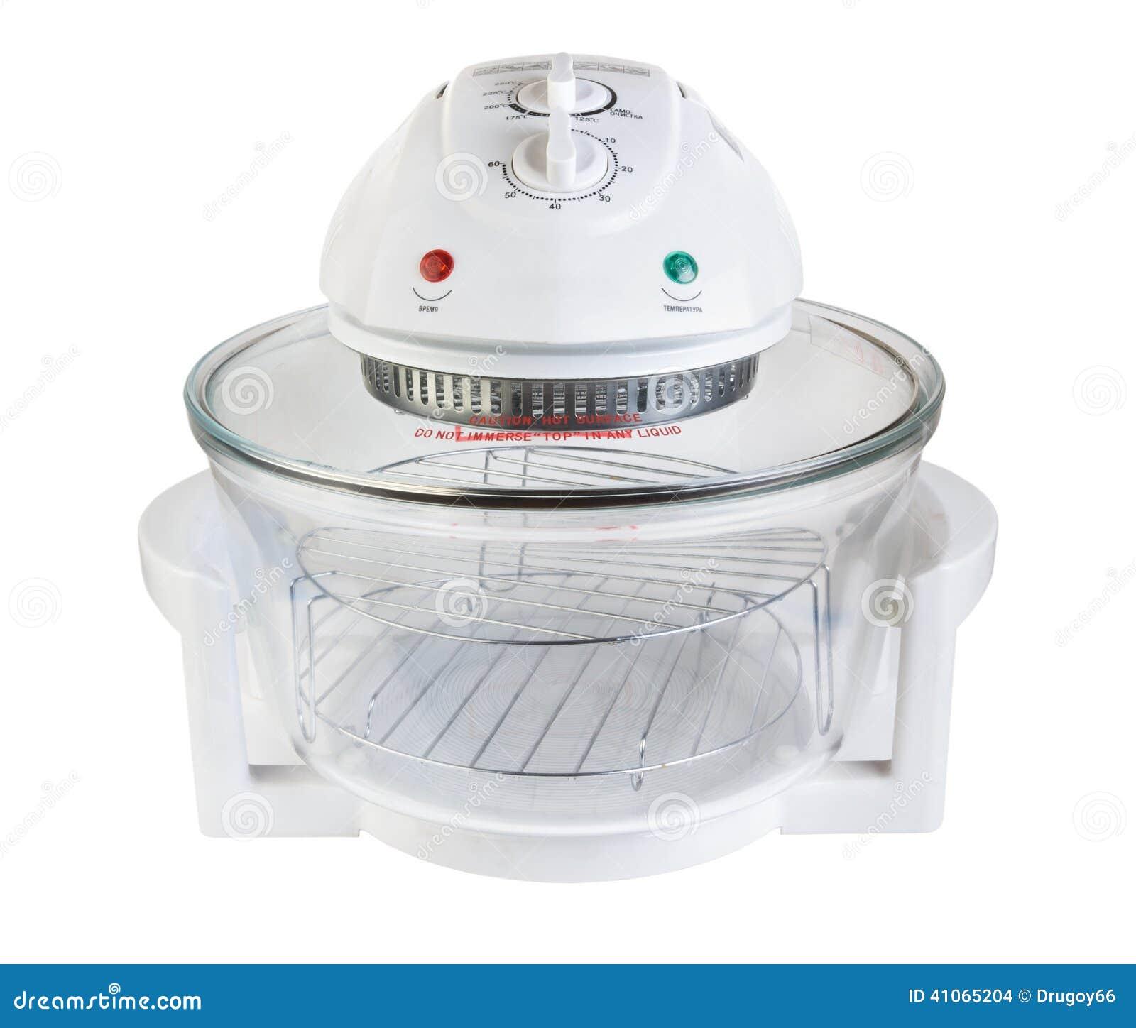 Electric Kitchen Appliances : Electric Kitchen Appliance - Aerogrill Stock Photo - Image: 41065204
