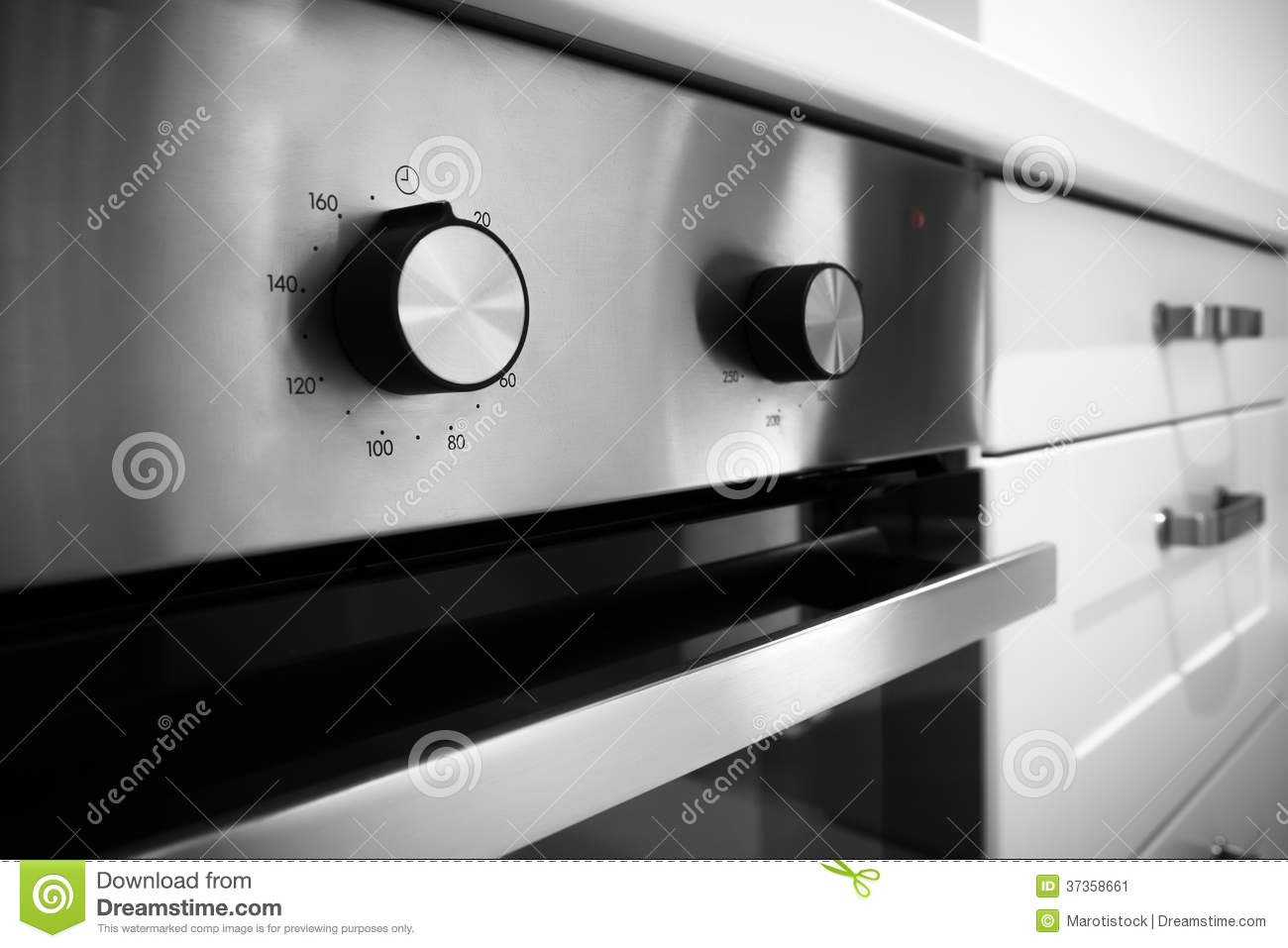 Uncategorized Kitchen Appliance Switches electric kitchen stove control switch stock image 37358661 image