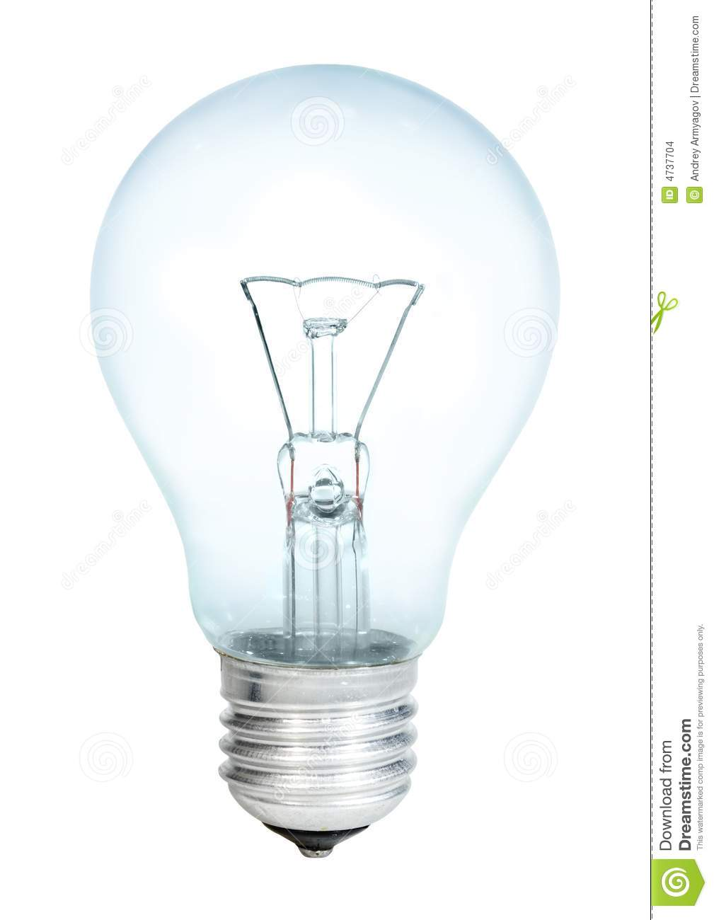 Electric Lamp Stock Images - Image: 4737704