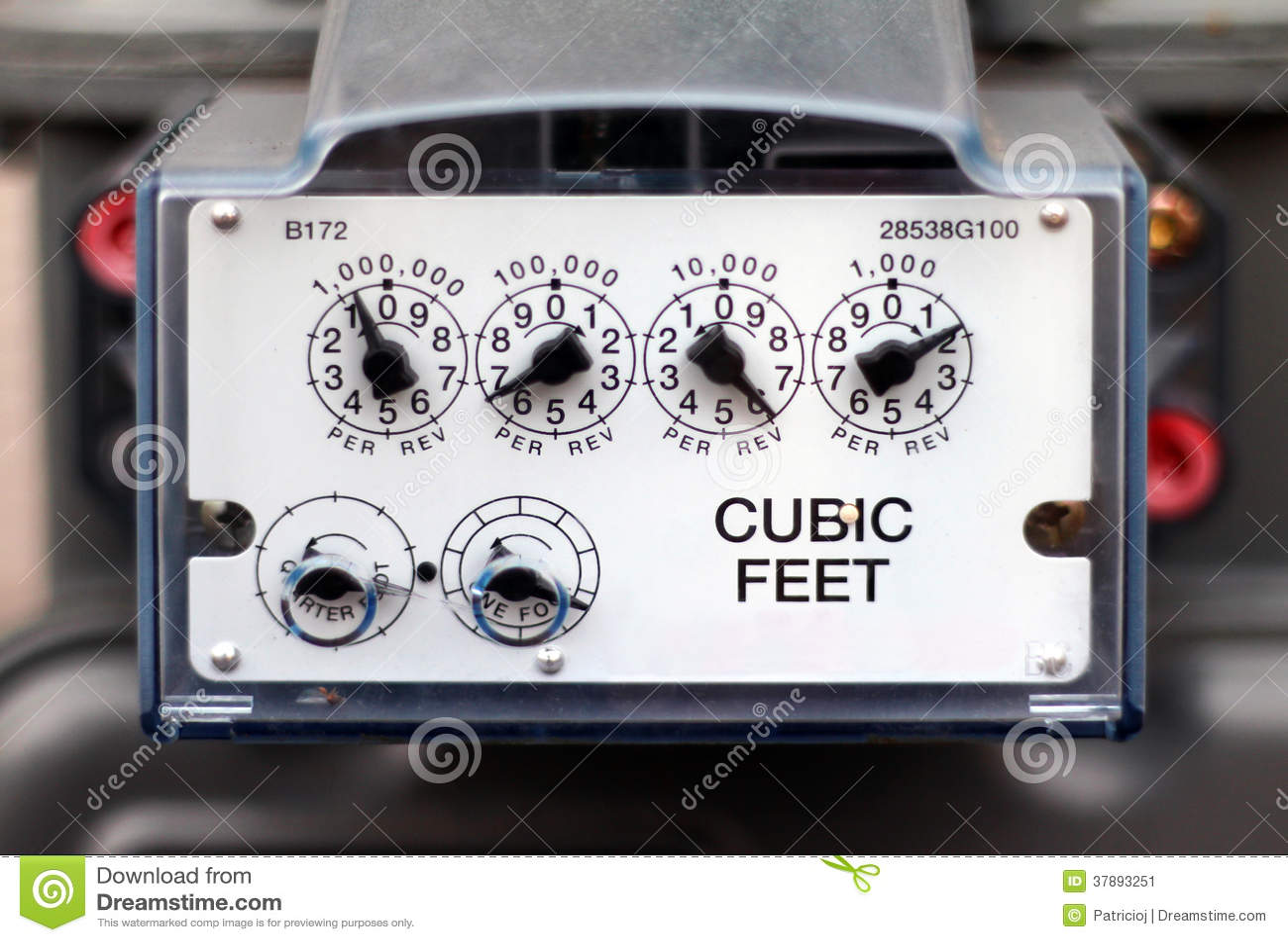 Power Meter Cartoon : Electric meter stock image cartoondealer