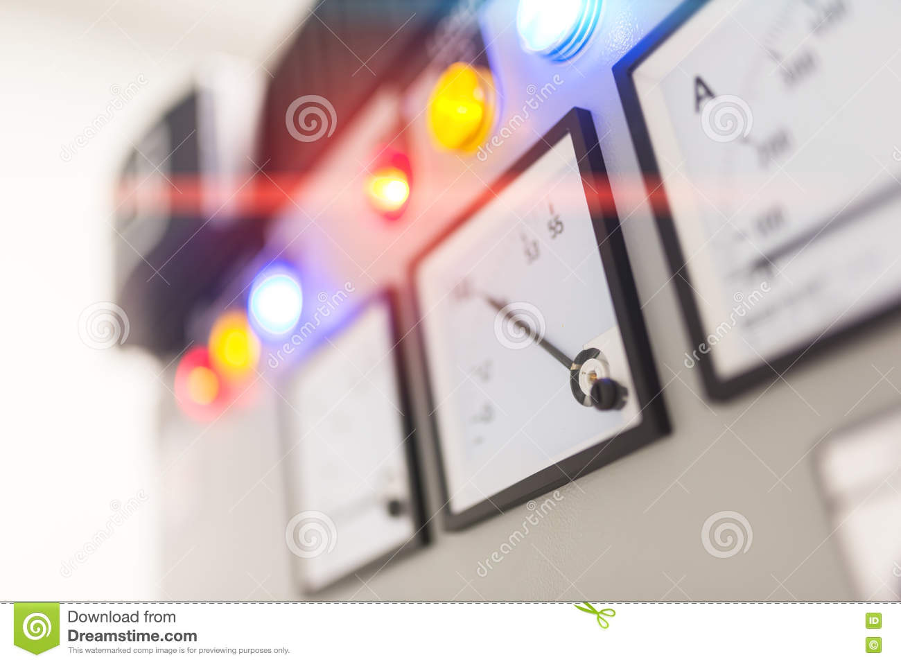 Outdoor Fuse Box Wiring Schematics Diagram Waterproof Electric In Soft Light Stock Photo Image Of Line
