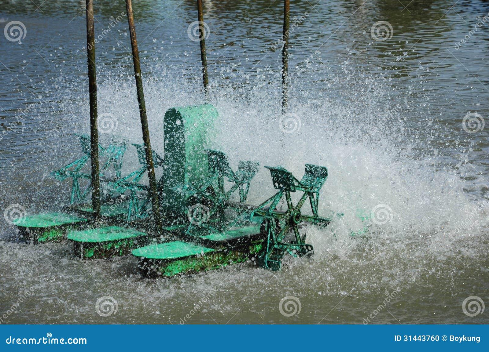 Electric Paddle Wheel Stock Photo Image 31443760