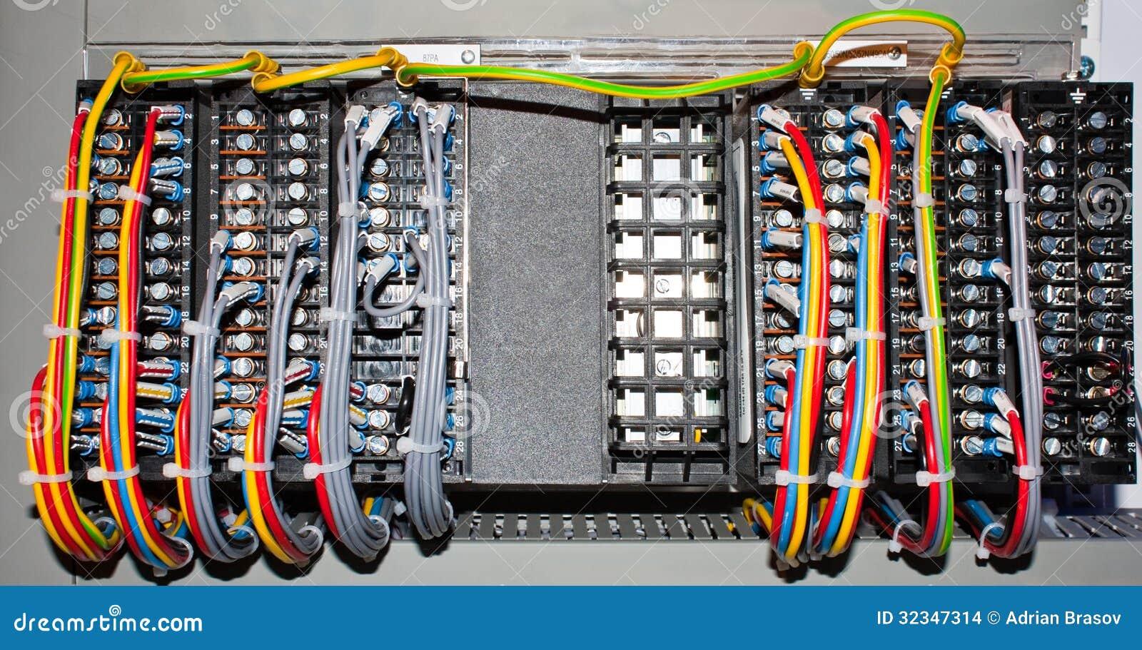 Ziemlich Electric Panel Bilder - Der Schaltplan - triangre.info