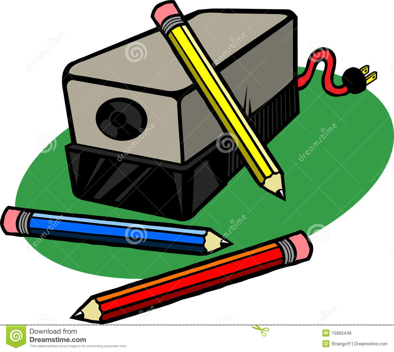 Royalty Free Stock Image Electric Pencil Sharpener Image15965446 on electric eraser