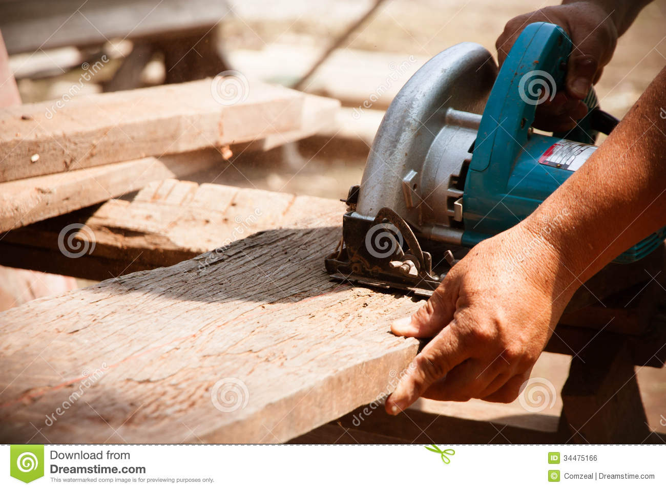 how to cut plywood straight with hand saw