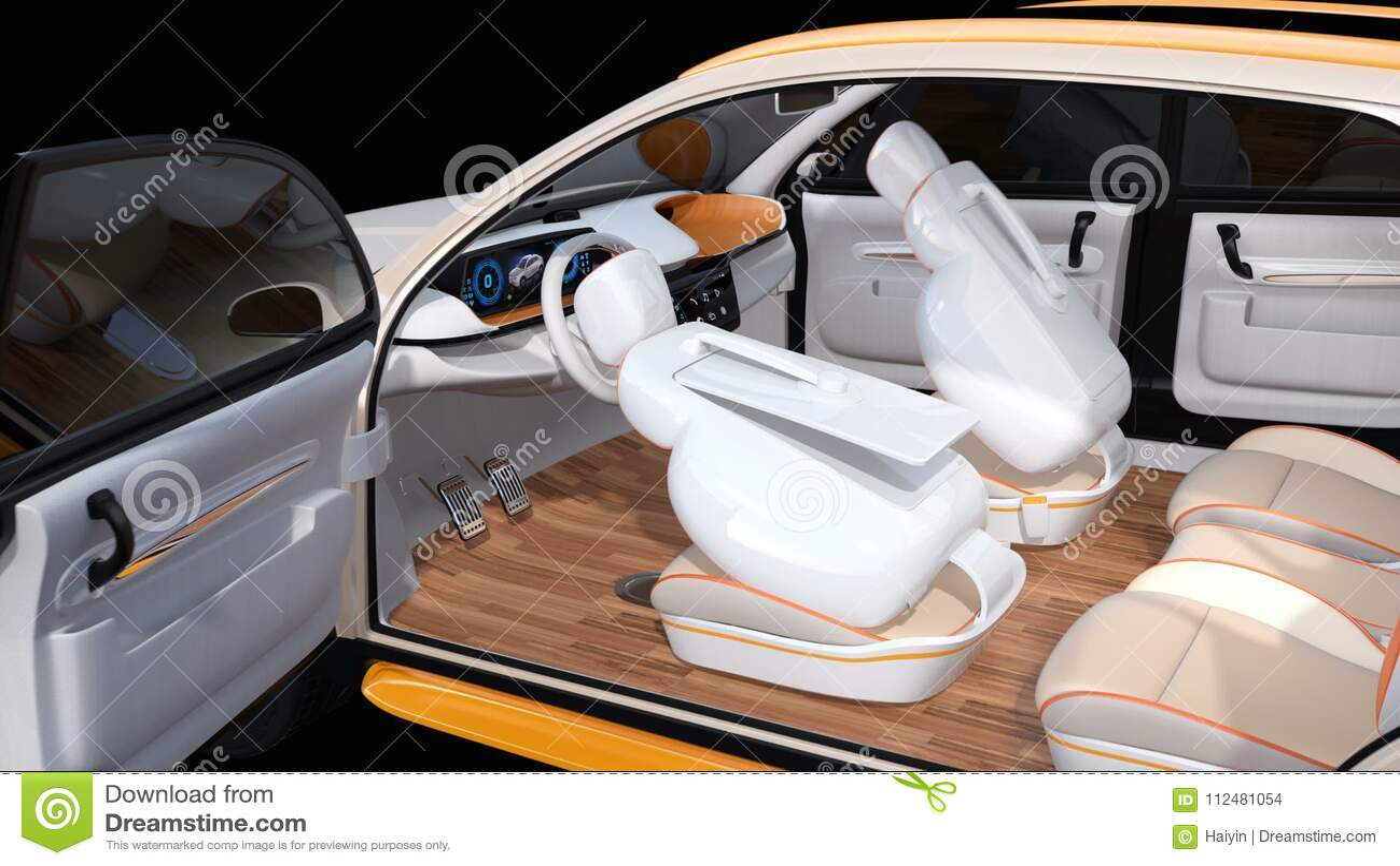 Electric self driving suv car interior design stock footage video electric self driving suv car interior design stock footage video of auto digital 112481054 solutioingenieria Choice Image