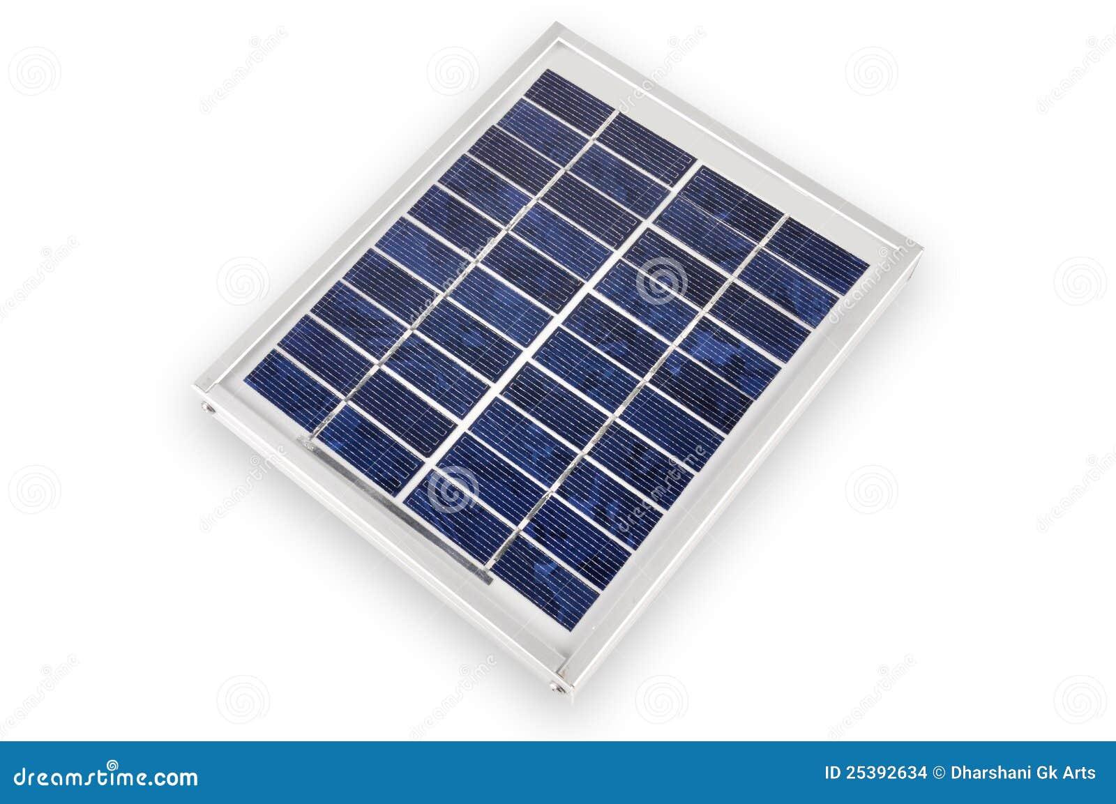 Solar panel electric tariff