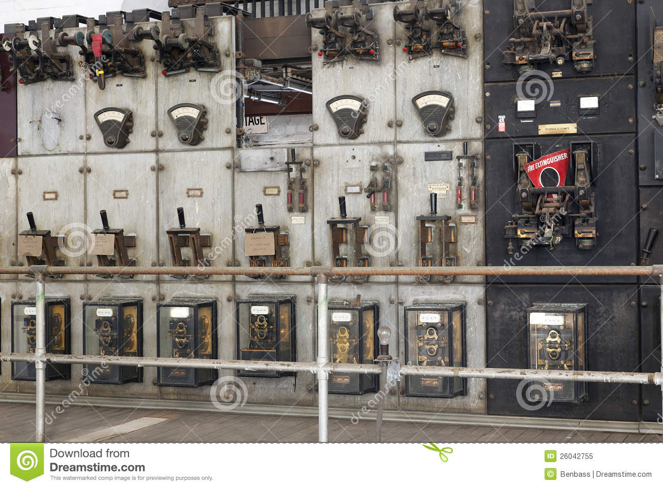 old fuse box electric switchboard cockatoo island stock image image 30 amp old fuse box