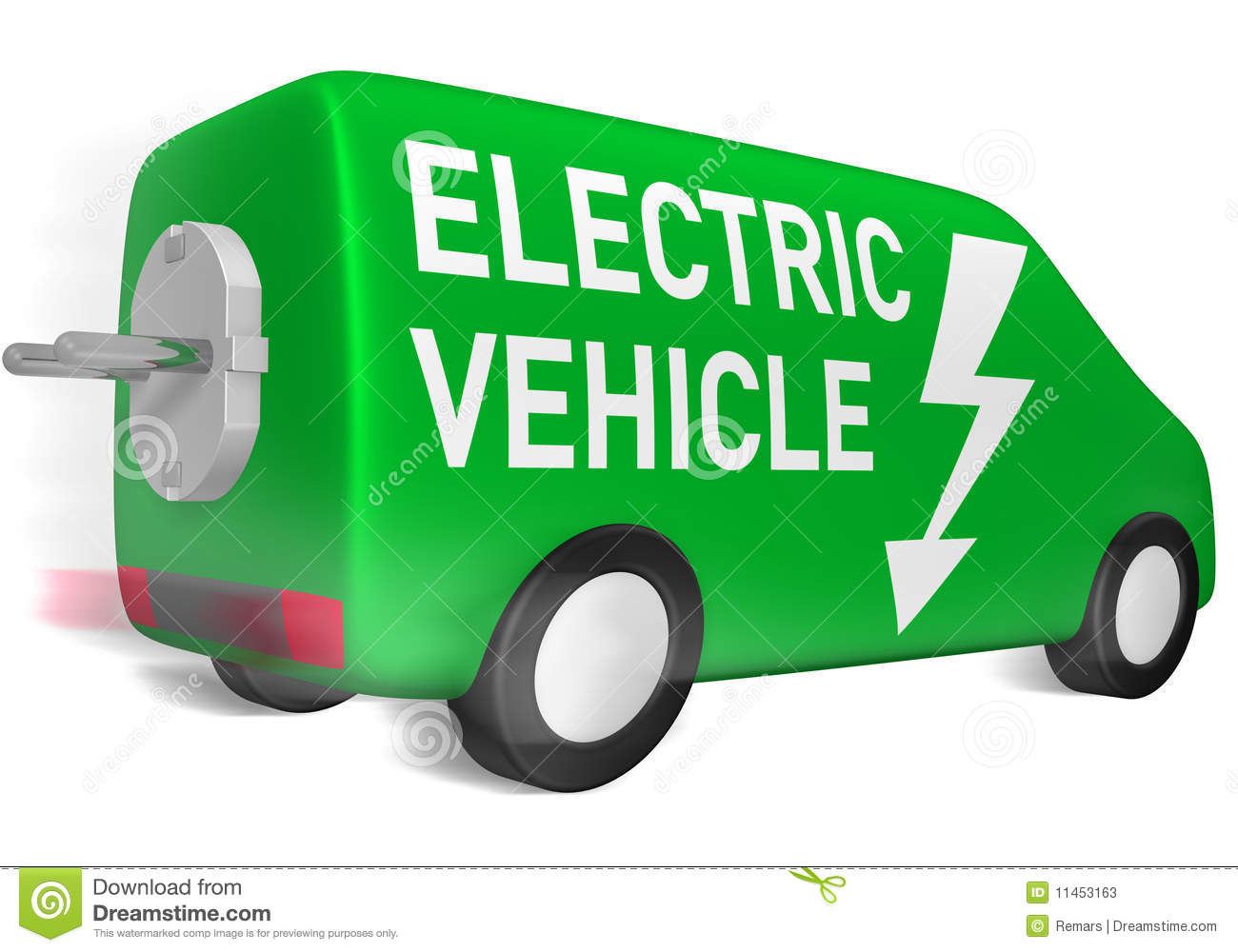 Electric Vehicle Stock Photos - Image: 11453163