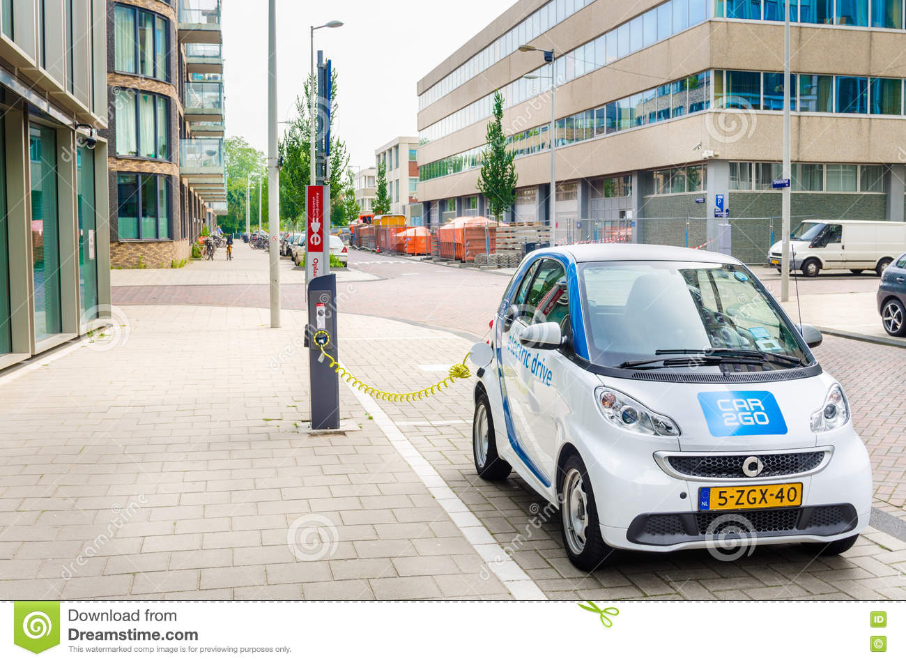 Car Sharing Services In Amsterdam