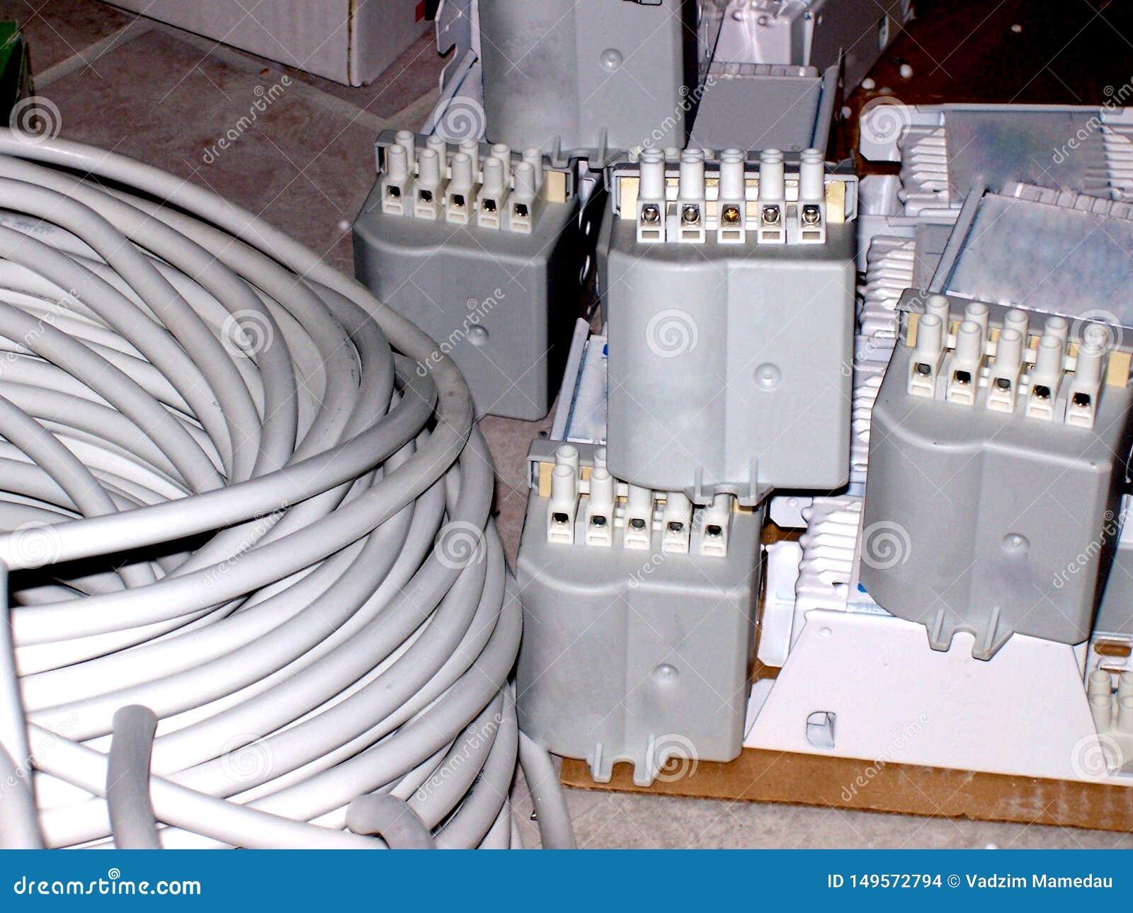 Electrical appliances automatons