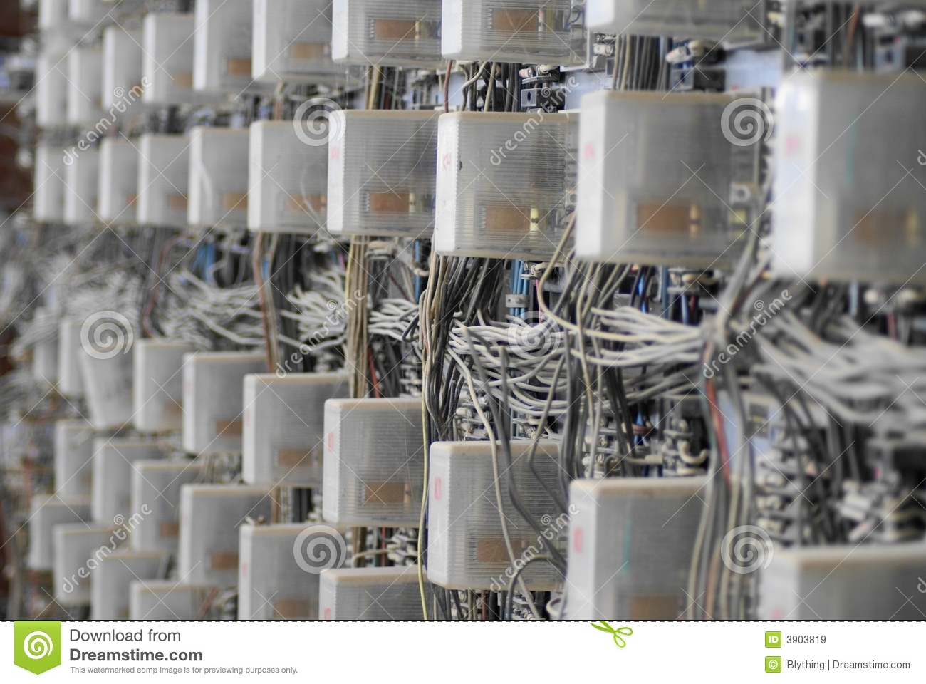 Electrical circuitry