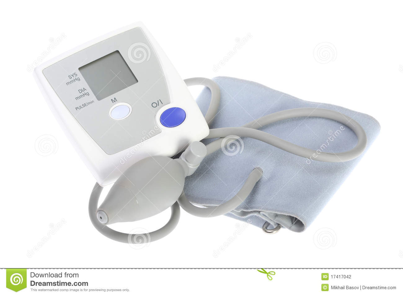Electrical Measuring Devices : Electrical device for measuring pressure stock photography
