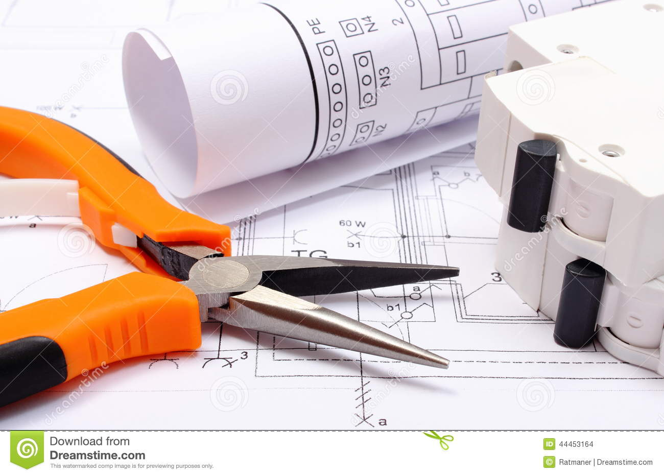 Image Result For House Plan Electrical
