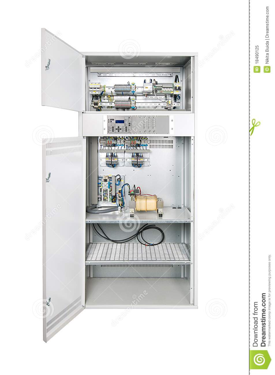 electrical enclosure with open door stock image image of open gear box home fuse box picture open #15