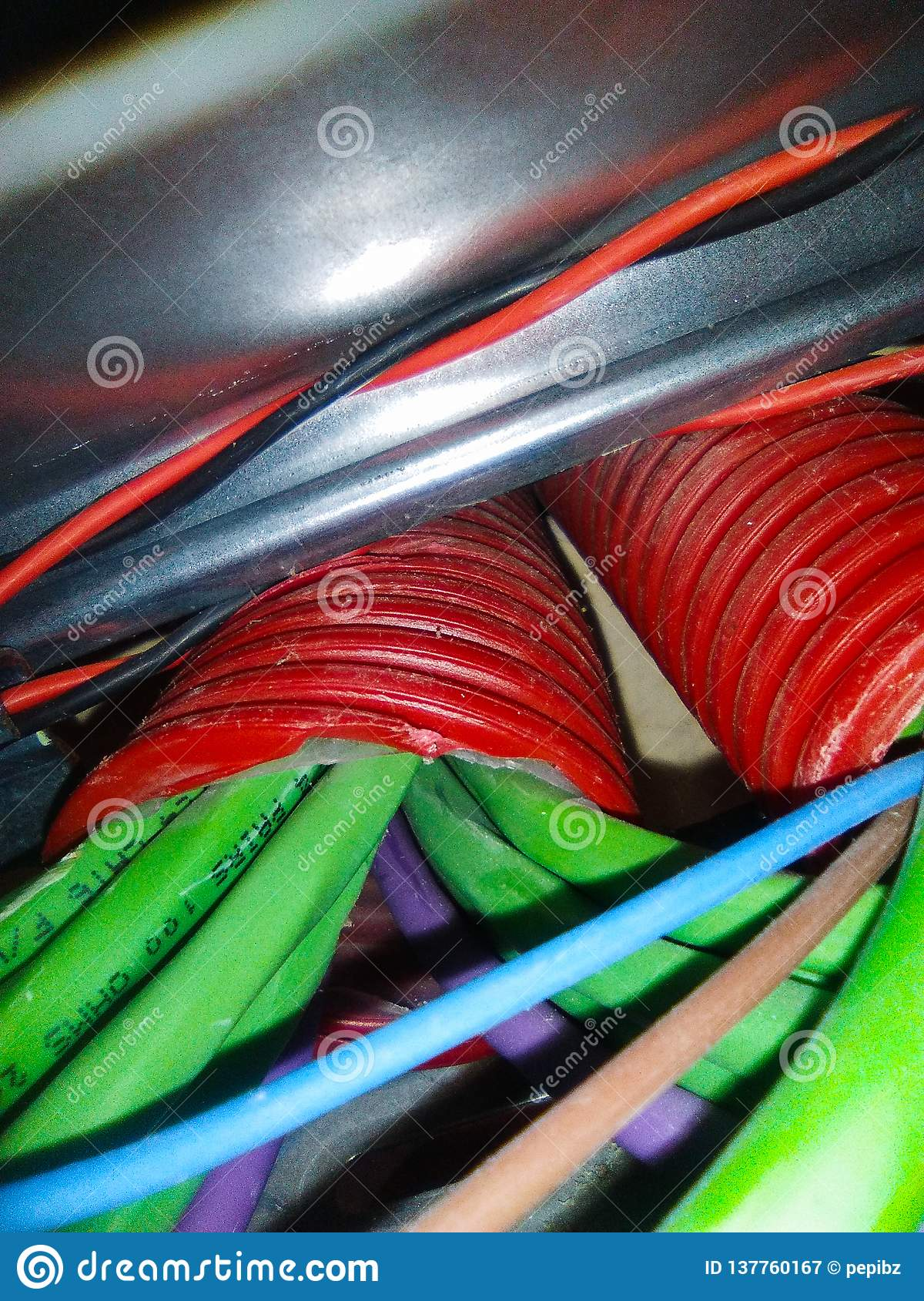 Electrical and network cables